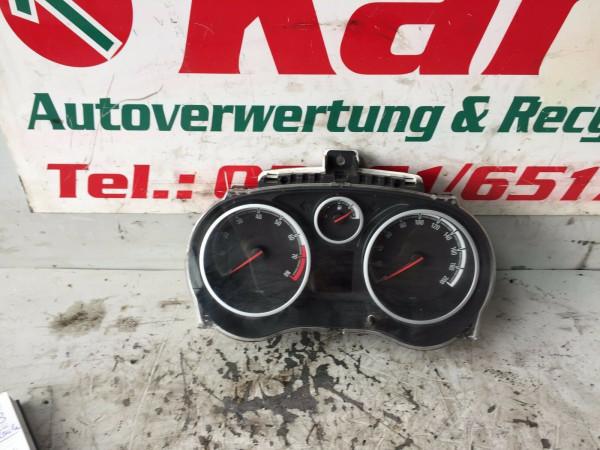 P0013312045 Tacho Opel Corsa D 1.2 59KW Z12XEP 2008Bj.