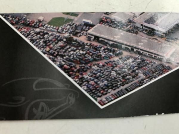 6211-8372359 110008735/025 BMW E39 520i 1999 Baujahr