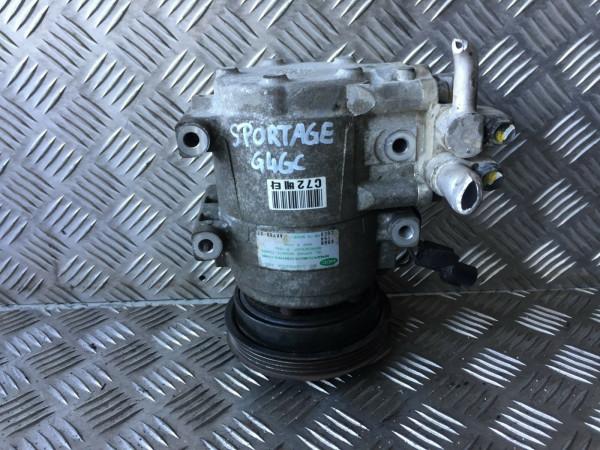 Klimakompressor Kia Sportage JE ab 2004 Bj 2.0 16V G4GC Motor 141PS