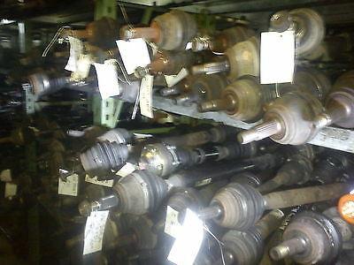 Antriebswelle links Chevrolet Nubira 2.0 d 89KW 121PS 2008Bj. Schaltgetriebe