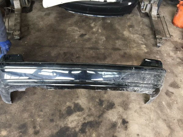 A2038850925 Stoßstange hinten Mercedes W203 T-Model kombi in schwarz