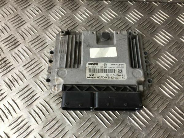Hyundai i30 2010 Baujahr 1.6 CRDI Motor Steuergerät 39115-2A411 D4FB Motor