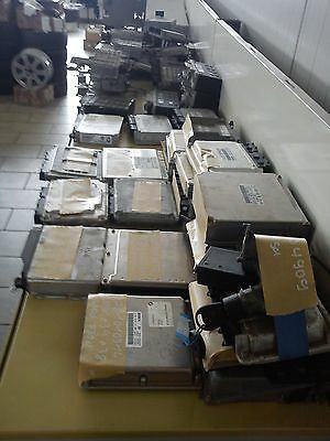 0281012467 9663786380 Steuergerät Citroen C2 1.1l 2005Bj.