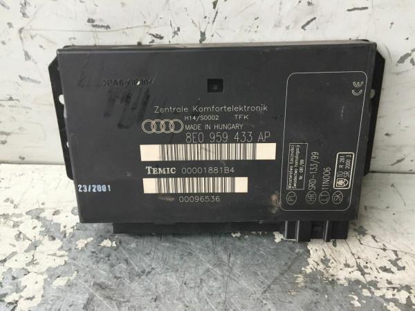 8E0959433AP Bordnetzsteuergerät Innenraumsteuergerät Audi A2