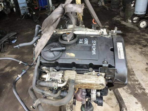 BYL ECE ECD Motor Jeep Compass 2.0 CRD 103KW ab 2006 mit Anbauteile ca.139000km!