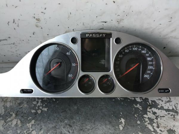 3C0920871 Tacho VW passat 3C 2.0 TDI 2007 Baujahr