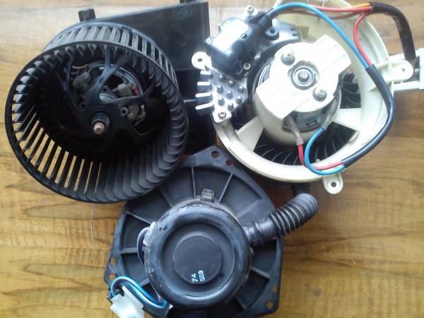 Lüfter Gebläsemotor Nissan Almera Tino ab 07.2000 Bj incl Widerstand 27150-5M400