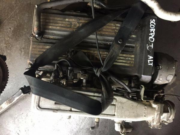 N9F Motor Ford Scorpio I Stufenheck 2.0i 85KW 115PS 92-94 Bj. ca.156000km!!