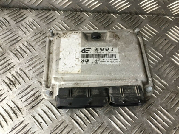 038906019LQ Motor Steuergerät VW Sharan 1.9 TDI 85KW AUY Motor