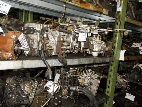 6110700501 Einspritzpumpe Hochdruckpumpe Mercedes 200 220 CDI OM611962 Motor