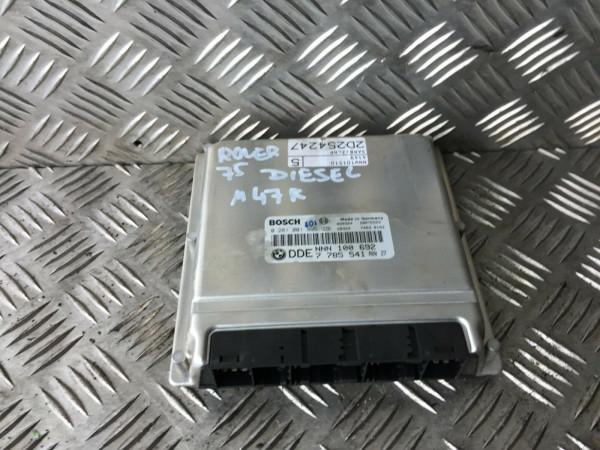 7785541 0281001895 Motor Seuergerät Rover 75 BMW 2.0d M47 Geprüft!!