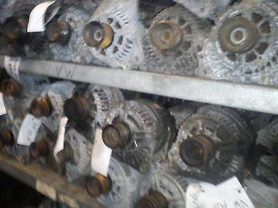 A6621544102 Lichtmaschine Musso 2,9 Diesel