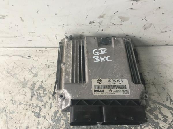 Motor Steuergerät 03G906016B VW Golf V 1.9 TDI BKC Motor