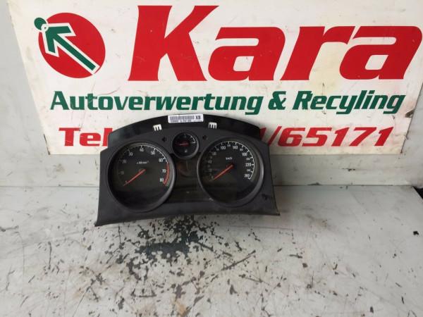 """Tacho Opel Zafira B 1.6 Z16XER 2008 Baujahr 13308982 auf """"0"""" gesetzt!!"""