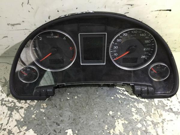 8E0920900R 0263626065 Tacho Audi A4 B7 2.0 TDI 103KW 2007 Baujahr Geprüft!!