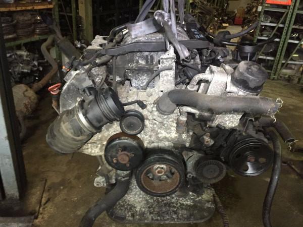 OM112.941 112941 Motor Mercedes W210 E-Klasse E320 Benziner V6 165KW ca.143000km