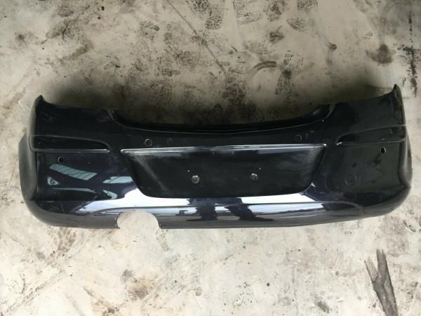 Stoßstange hinten mit PDC 13179916 475498858 Opel Corsa D 5 Türer in schwarz