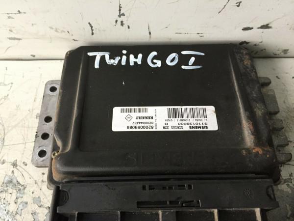 8200059086 Motor Steuergerät Renault Twingo 2002Baujahr 1.2