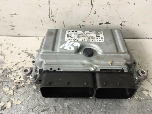 Motor Steuergerät A6401502879 A-klasse W169 A180 CDI Geprüft!!