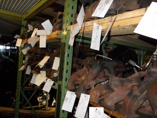 Krümmer Renault Kangoo 1.2 16V D4F712 motor 55KW 2005 Baujahr