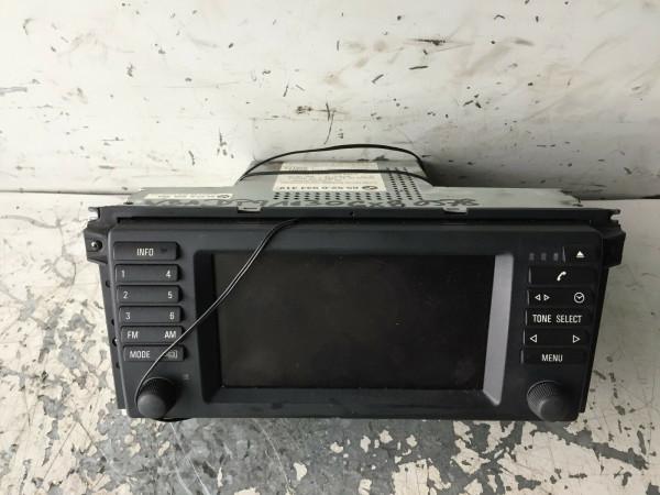 Display Player Navigation BMW E39 65526934412