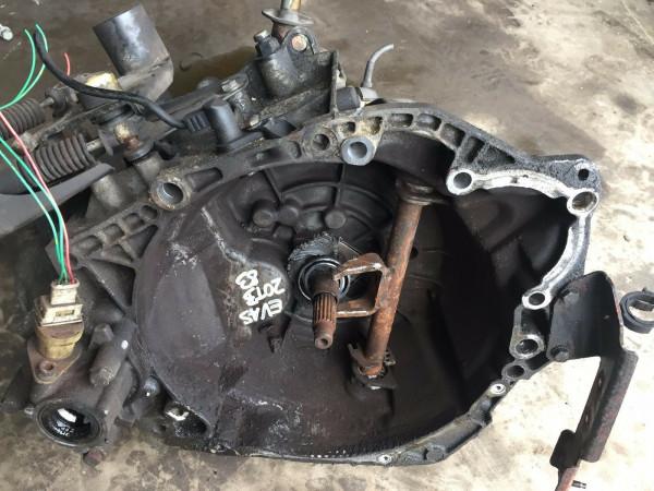 20TB83 Getriebe von RFU Motor Citroen Evasion 2.0 89KW 121PS 94-02 ca.126000km!!