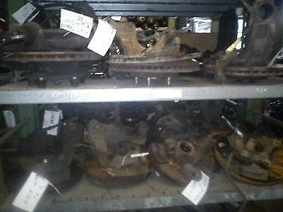 Radnabe komplett vorne Hyundai Terracan 2.9 CRDI 4WD 163PS 2005Bj.