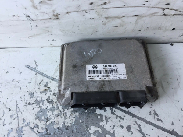 047906027 Steuergerät VW Lupo 1.0
