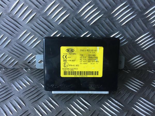 95400-1F400 Komfortsteuergerät Kia Sportage JE 2008 Baujahr