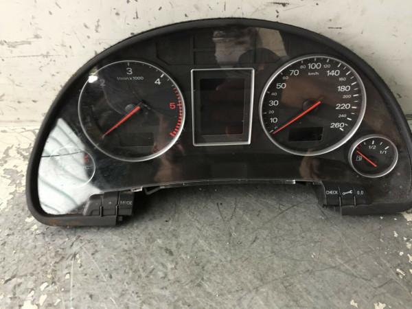 8E0920900MX 0263626050 Audi A4 B7 Tacho