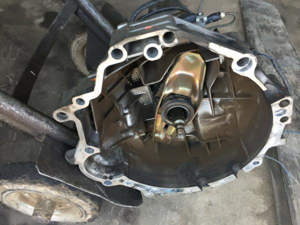 GBR ENQ FTX EVM FJP GBL Getriebe 5 Gang Audi A4 B6 1.9 TDI 74KW ca.118000km!!