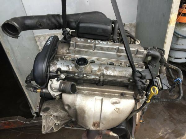 X16XEL Motor Opel Zafira A 1.6 16V 74KW 101PS 2000 Bj. ca,139000km!! geprüft!!