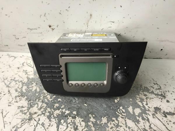 Radio CD Player Seat Altea 5P1035152X