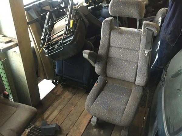 Mercedes Vito W638 baujahr 1998 Einzelsitz hinten