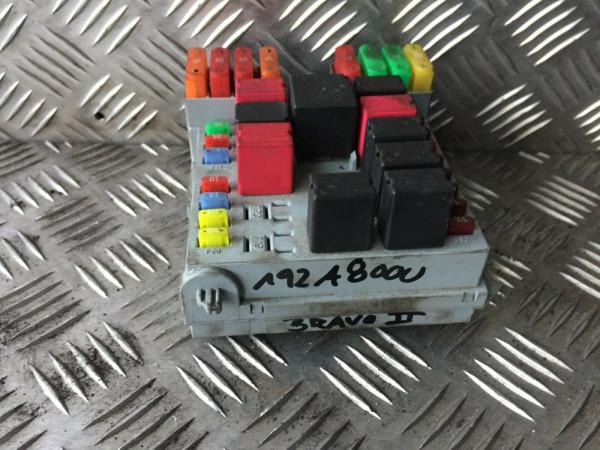 51775688 Sicherungskasten Relais Fiat Bravo II 1.9 JTD 192A8000