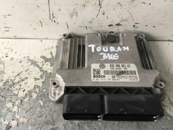 03G906021KC Motorsteuergerät VW Touran 1.9 TDI 77KW BXE Motor