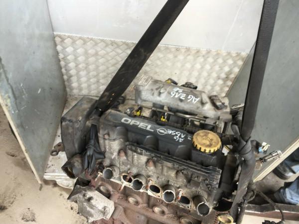 Z16SE Motor Opel Astra Combo Meriva 1.6 8V 62KW 85PS ca.114000km!! Geprüft!!