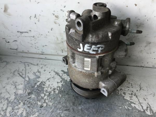 Klimakompressor Jeep Compass 2.0 CRD 103KW 2007 Baujahr BYL ECE motor