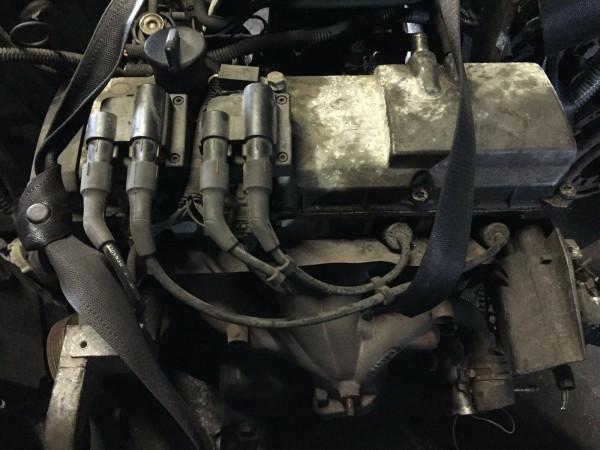 K7M702 Motor Renault Megane Scenic I 1.6e 66KW 90PS ca.132000km!! 1999Bj.