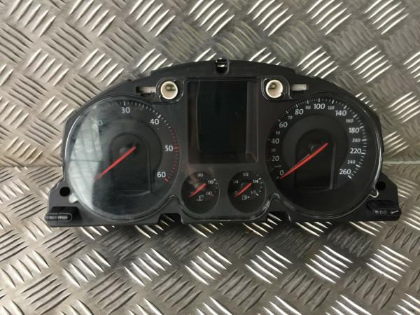A2C53242429 3C0920871E Tacho VW Passat 3C 2.0 TDI BMP Motor