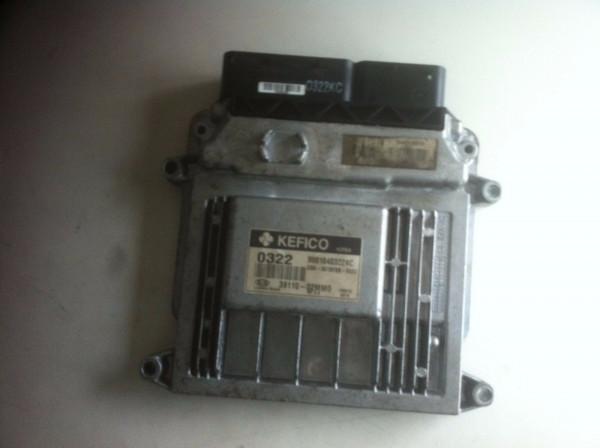 Kia Picanto Motor Steuergerät 39110-02MM0 9001040322KC GSA-941SFSB-5000