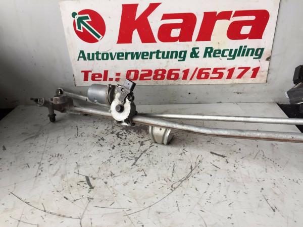 Wischermotor vorne mit Gestänge Opel Zafira B 2008 Baujahr