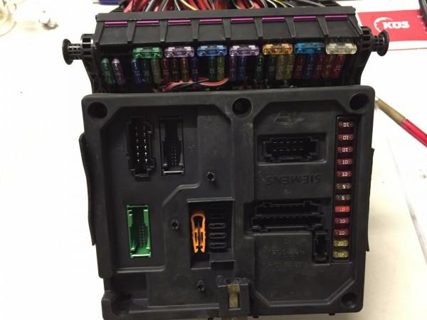 Bordnetzsteuergerät Sicherungskasten VW Sharan seat Alhambra 7M0962258K