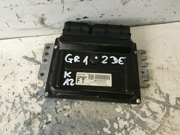 MEC37-320 MEC37-320 F2 6Z07 Motor Steuergerät Nissan Micra K12 1.2 16V