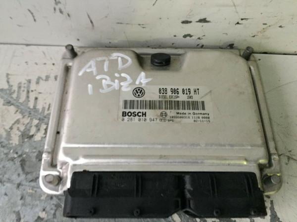 038906019HT Steuergerät Seat Ibiza III 1.9 TDI ATD Motor