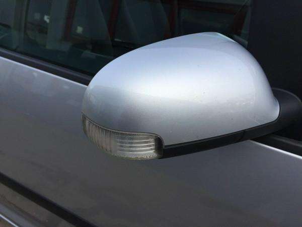 VW Touran 1T Außenspiegel rechts elektrisch in LA7W reflex silber 2006 Baujahr