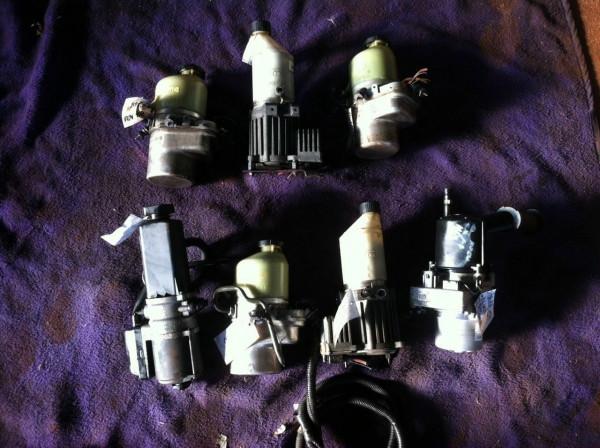 9657613580 A5094111+H Elektrische Servopumpe Citroen C4 peugeot 2005Baujahr