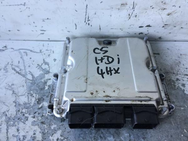 0281011394 9648715080 Motor Steuergerät Citroen C5 2.2 HDI 4HX motor 2005Bj.