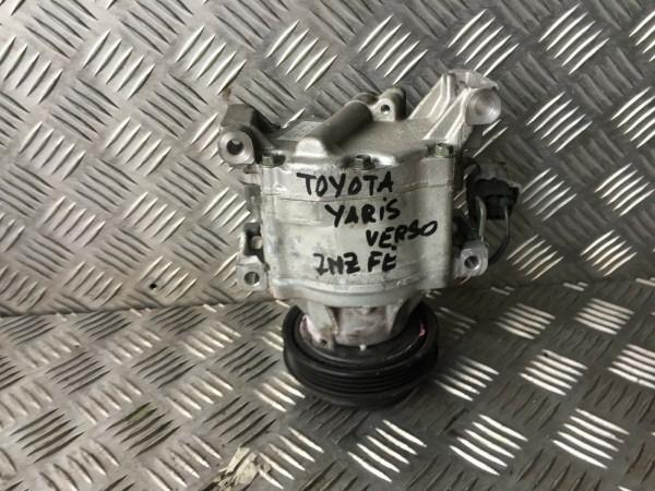 447260-7842 Klimakompressor Toyota Verso P2 1.3 2NZ 62KW ca.26000km!! Original!