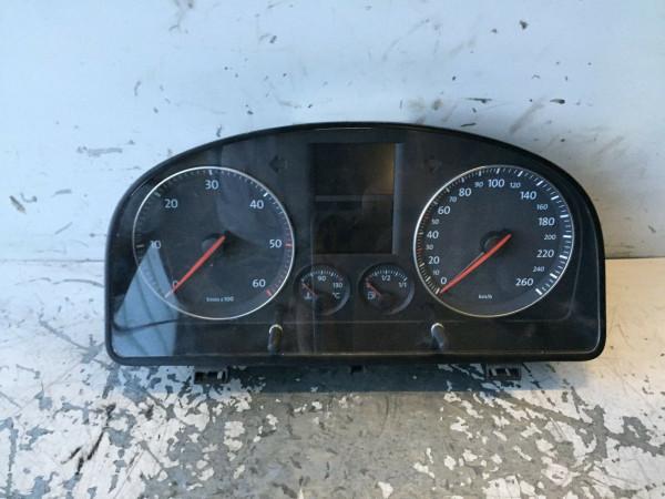 VW Touran 1T Tacho 1.9 TDI 1T0920862F